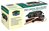 Moneysworth & Best Pro Shine Deluxe Travel Shoe Cream Kit