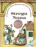 Strega Nona by Tomie dePaola front cover