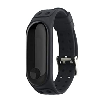 Amazon.com: Barthylomo Xiaomi Mi Band 3 Replacement Silica ...