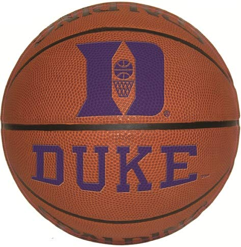 7 Inch Basketball Decal Duke University Blue Devils Logo Removable Wall Sticker Art NCAA Home Room Decor 7 by 7 Inches
