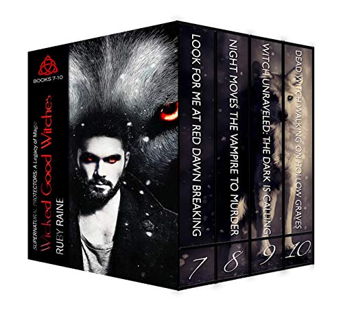 Pdf Mystery Wicked Good Witches Books 7-10 (Supernatural Protectors Bundles  Book 2)