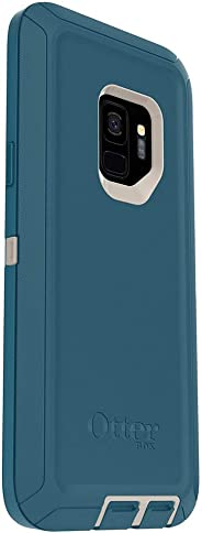 OtterBox Defender Series Case for Samsung Galaxy S9+ PLUS (Case Only / Holster Not Included) - Big Sur (Pale Beige/Corsair) (
