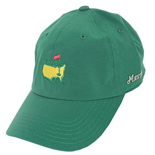 Masters 2018 Green Performance Adjustable Cap Official Augusta National