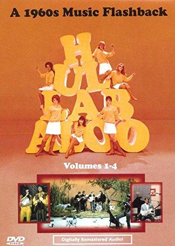 Hullabaloo, Vols. 1-4 by HULLABALOO