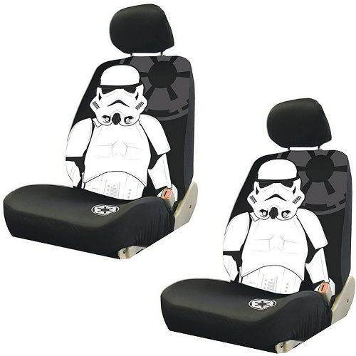 star wars stormtrooper seat cover - 6
