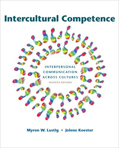 intercultural competence 7th edition 7th edition