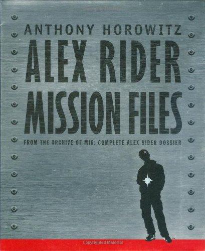 Alex Rider: The Mission Files - Book  of the Alex Rider