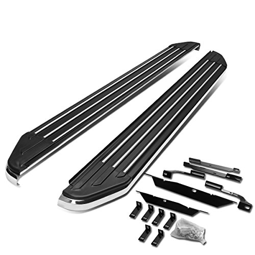 Flush Side Steps - For Mercedes-Benz GL-Class Pair of 6