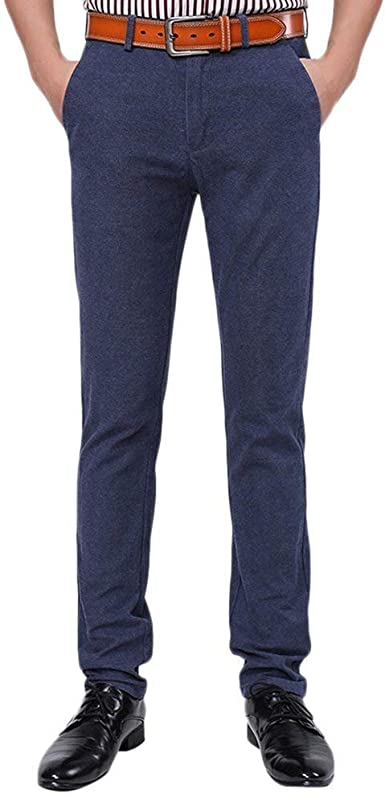Pantalon Chino pour Hommes Pantalon Chino