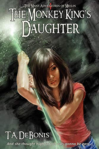 The Monkey King's Daughter  -Book 4: The Jade Rabbit