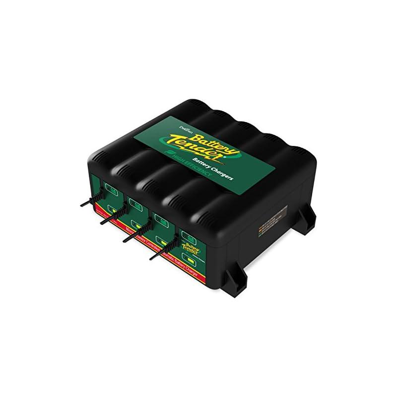 Battery Tender 022-0148-DL-WH 12-Volt 4-