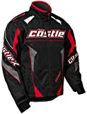 Castle X Bolt G4 Youth Boy's Snowmobile Jacket Red SML