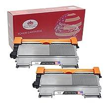 Toner Kingdom Compatible TN450 TN420 Toner Cartridge for Brother HL-2270DW MFC-7240 MFC-7360N MFC-7365DN MFC-7460DN MFC-7860DW HL-2220 HL-2230 HL-2240 HL-2240D HL-2280DW DCP-7060D DCP-7065DN Series Printer