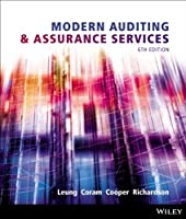 Modern Auditing and Assurance Services, 6th Edition Front Cover
