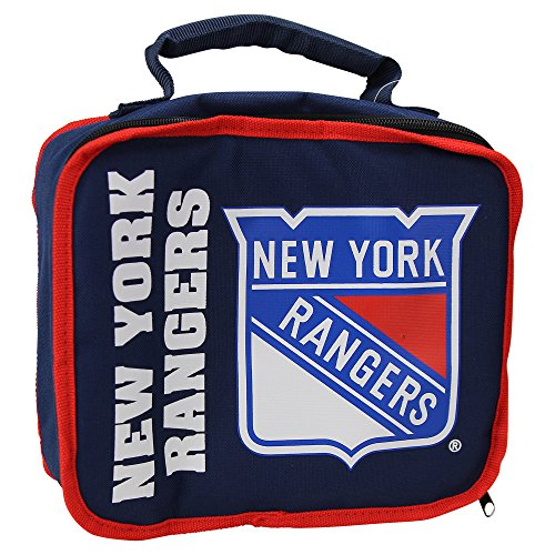 (The Northwest Company NHL Team Logo Sacked Lunch Box (New York Rangers))
