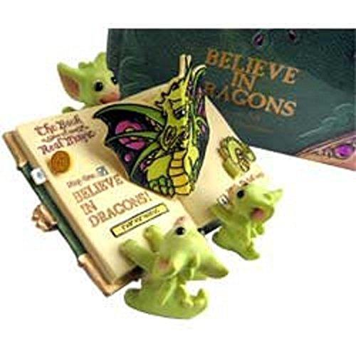 Pocket Dragons Believe in Dragons (Dragons Pocket)