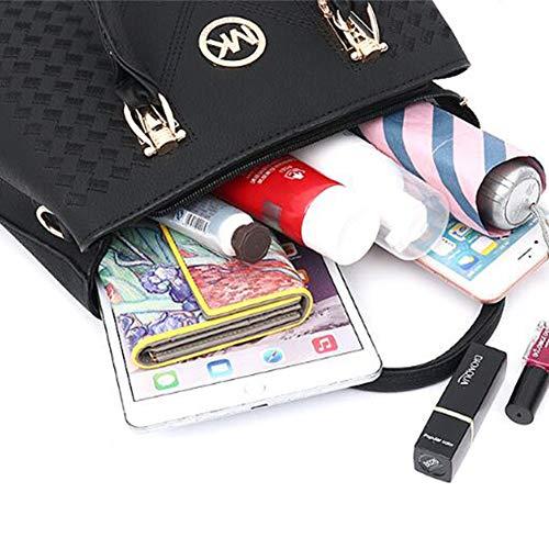 ANLEI Bag 30 Sac Sac 20 Mode 13 01 Couleurs bandoulière à X Main Mlle Messenger 6 PU CM à 3652 rr8Zg7qwx