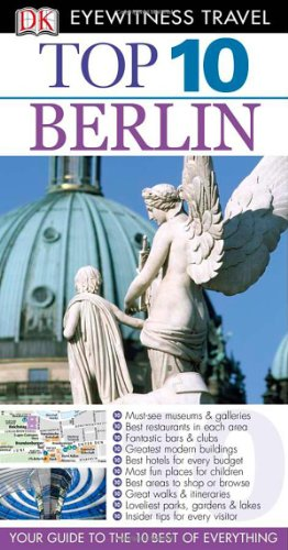 Top 10 Berlin (Eyewitness Top 10 Travel Guides)