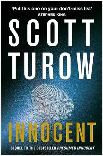 Amazon UK  Presumed Innocent Author