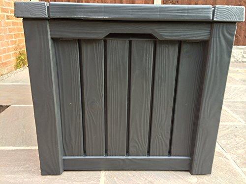keter rockwood water proof deck box