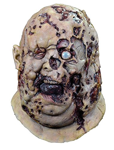 Zombie Fester (Halloween Mask- Fester Zombie Adult Mask -Scary)