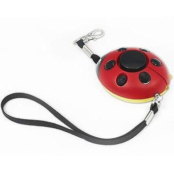 Llavero De Alarma Personal De Emergencia De 130Db Beetle Sos ...