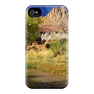 Awesome Design The Castle Along The Freemont River Utah Hard Cases Covers For Iphone 6