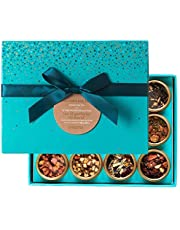 DAVIDsTEA David's Top 12 Tea Sampler, Loose Leaf Tea Gift Set, Assortment of 12 Fan Favourite Teas, 106 g / 3.8 oz