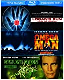Logan's Run / Omega Man / Soylent Green (Programme Triple) [Blu-ray] (Bilingual)