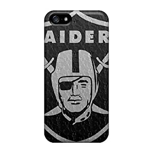 Sbp16517lzjb JenniferTziamouranis Oakland Raiders Feeling Iphone 5/5s On Your Style Birthday Gift Covers Cases