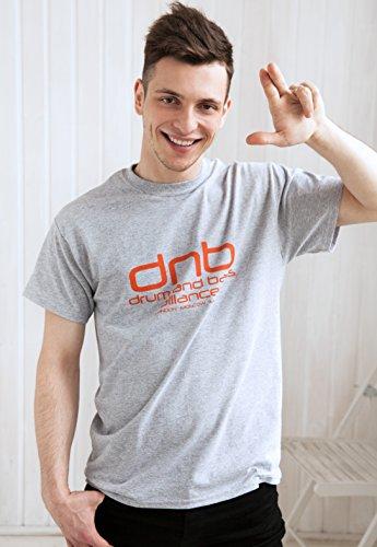 Strand Clothing Herren T-Shirt Grau Grau