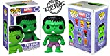 Funko Pop! Marvel Series Marvel Universe The Hulk #08 Vinyl Iconic Bobblehead
