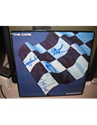 """* THE CARS * signed """"Panorama"""" album cover / UACC RD # 212"""