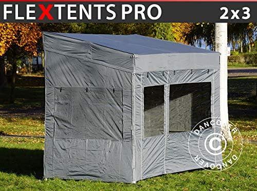 Dancover Carpa Plegable Carpa Rapida FleXtents Pro Trapezo 2x3m ...