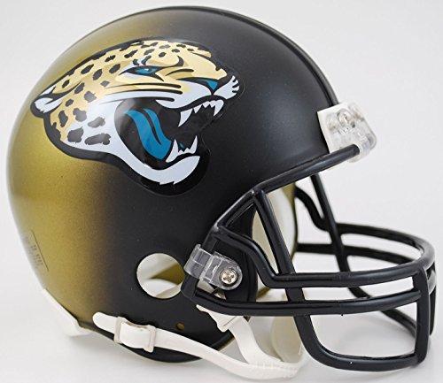 NFL Jacksonville Jaguars VSR4 Mini Helmet -