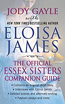 The Official Essex Sisters Companion Guide by [James, Eloisa, Gayle, Jody]