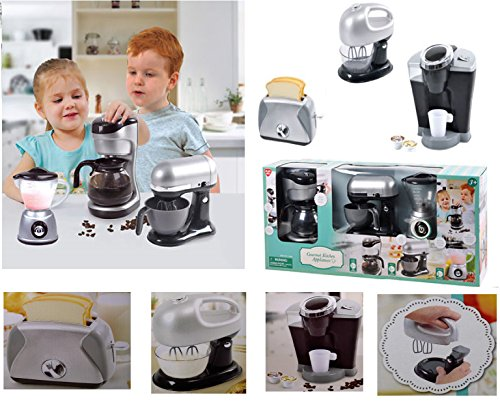 toy coffee maker with sound - 9