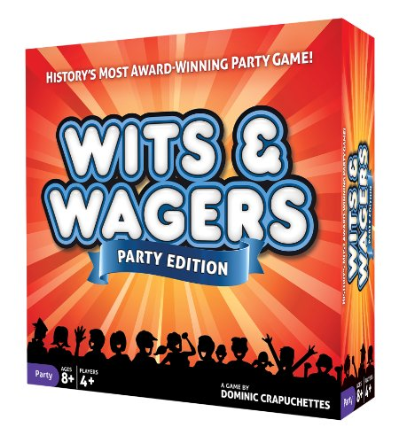 North Star Games Wits and Wagers Party