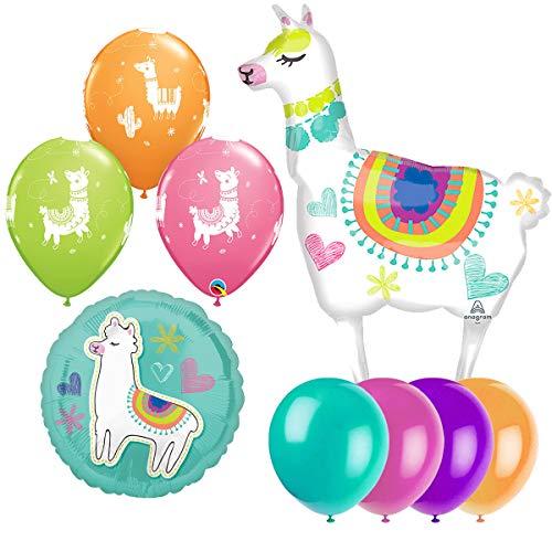 Celebration Pinata Party Birthday (Anagram Alpaca Llama 41