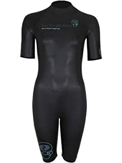 94a3826542 TBF LADY T3 TRIATHLON ADULTS SHORTY OPEN WATER SWIMMING WETSUIT tri-suit -  by…