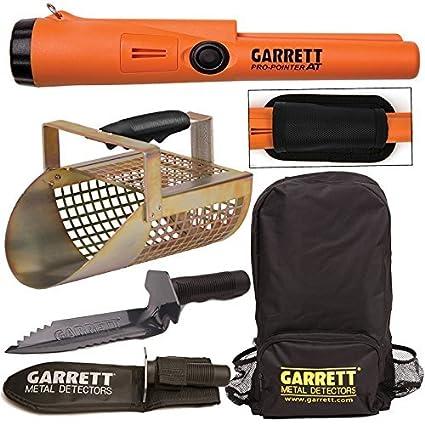 Garrett Metal Sand Scoop Garrett Backpack Garrett Edge Digger