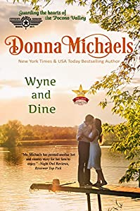 Wyne And Dine by Donna Michaels ebook deal