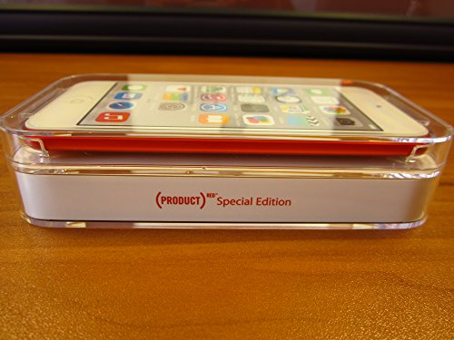 Apple iPod touch 16GB Red (5th Generation) NEWEST MODEL