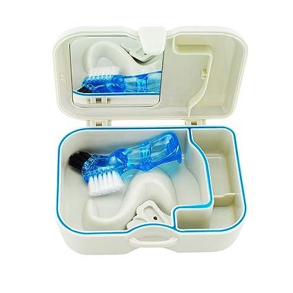 SUPVOX Estuche para dentadura Caja para Ortodoncia Protesis ...