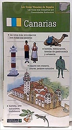 Las Guías Visuales de España. 13. Canarias: Amazon.es: Varios autores: Libros