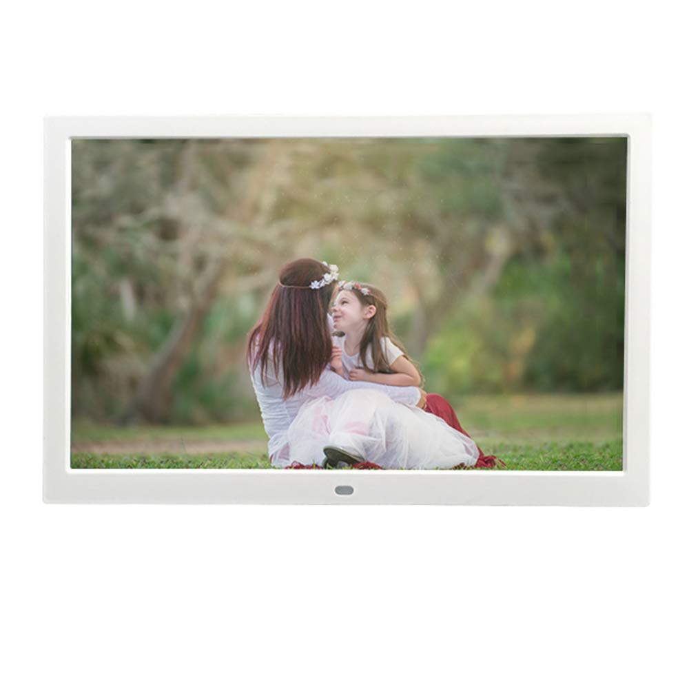 12 13 14 15 19 22-inch Ultra-Thin high-Definition Digital Photo Frame, high-Definition Screen Ultra-Thin Body + Tempered Glass Version of Electronic Photo Frame by Unknown