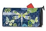 MailWraps Capistrano Dragonfly Mailbox Cover 01292