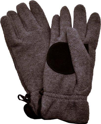 style-co-womens-flannel-fleece-gloves-medium-grey
