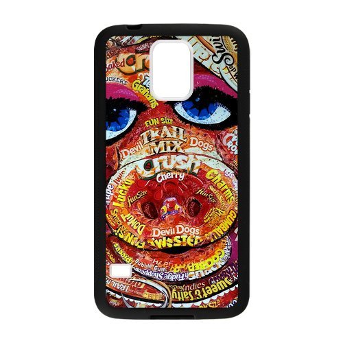 Zyhome Galaxy S5 Muppets Kermit Miss Piggy Design Case Cover for Samsung Galaxy S5 (Laser (Kermit And Miss Piggy Costumes)