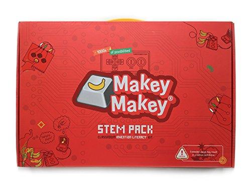 Makey Makey Stem Pack - Classroom Invention Literacy Kit, ()